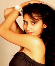 Independent Bangalore Escort Vismaya in Stunning look