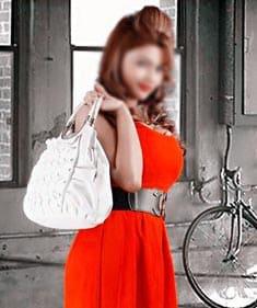 High profile escort profile