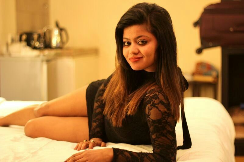 the real independent escort girl in Bangalore