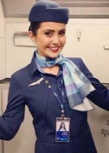 Anaya Air hostess escort Profile