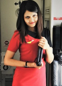 Maryam Air hostess Escorts