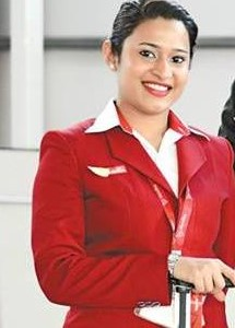Sarah Air hostess escorts