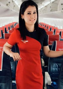 Shreya Air hostess escorts