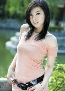 Caihong premium Chinese girl