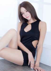 Daiyu escort girl from China