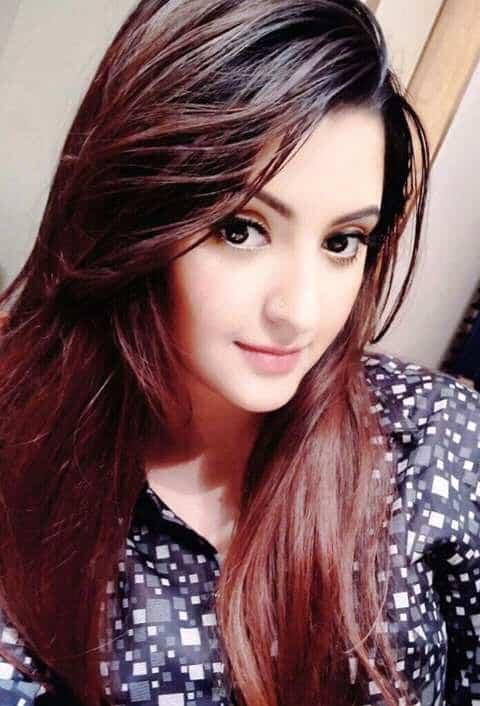 JP Nagar escorts girl Nabhitha