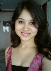 Jayanagar escorts girl Haima