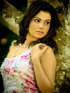 Laalitya attractive girl