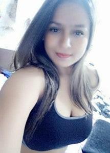 RT Nagar escort girl Aaesha