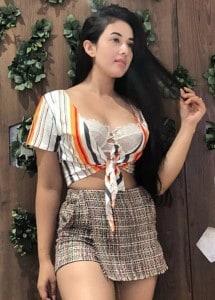 Chinky escort girl Bamini