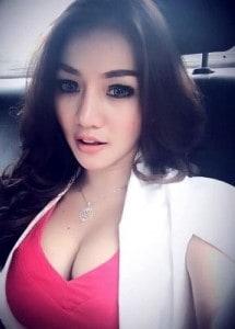 Nepali escort girl Alina