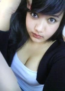 Nepali escort girl Chimini