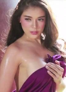 Thai escort girl Halina