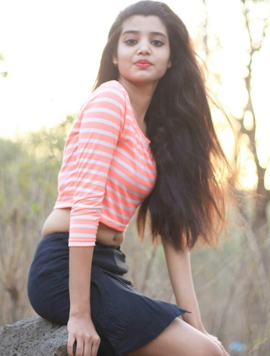 Independent escort girl - Anandi