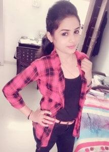 Single Girl in Bangalore Kashya