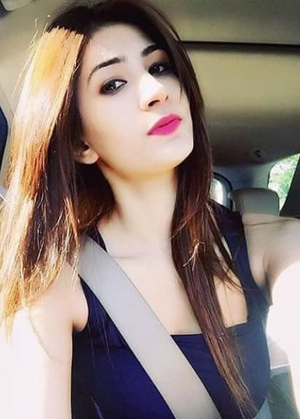 Aarati - a selfie inside the car
