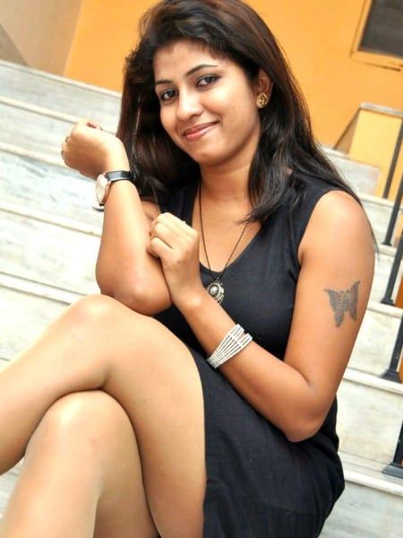 Ahmedabad escort girl - Anandi