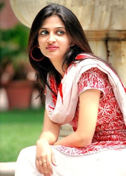 Neha - an attractive model girl
