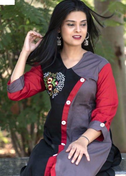 Vaishnavi -  fashion photoshoot
