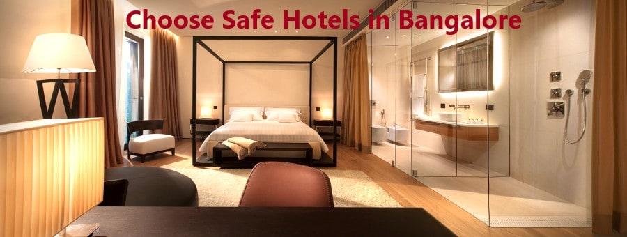 Escorts Safe Hotels in Bangalore